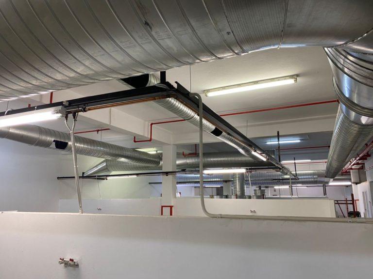 HVAV installation by Phunya Consulting